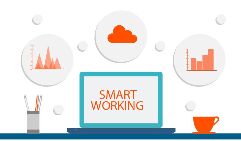 smart working o lavoro agile nel settore privato
